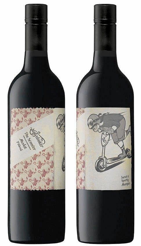 вино с картинками на этикетке