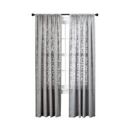 "Target ""Scotland"" grey curtains for stair landing window"