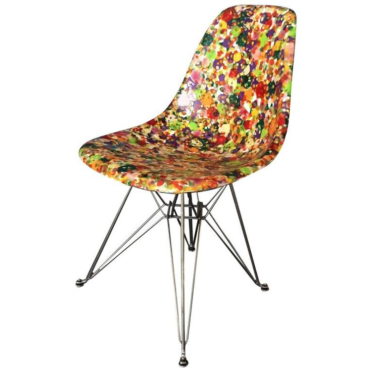 Charles and Ray Eames, Eiffel Base, 1950s, Updated by Artist James Oliveira 1