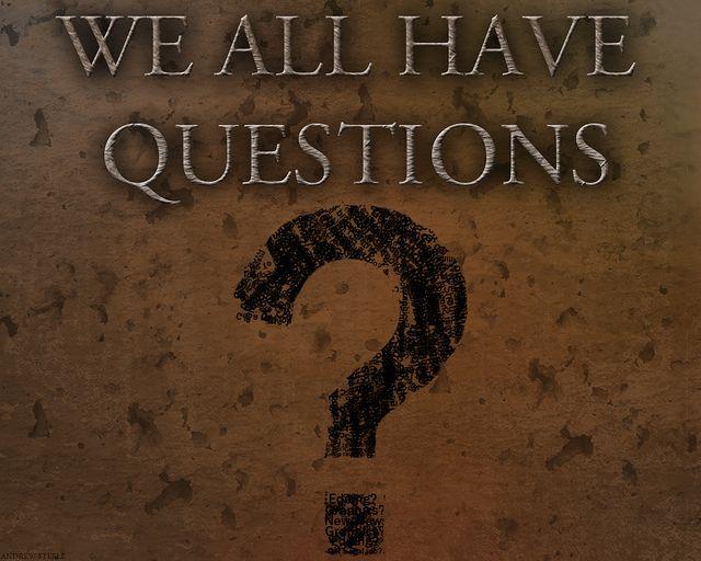 DOGADANI: Z życia wzięte - moc pytań.