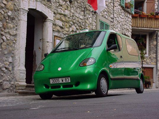 air powered car!