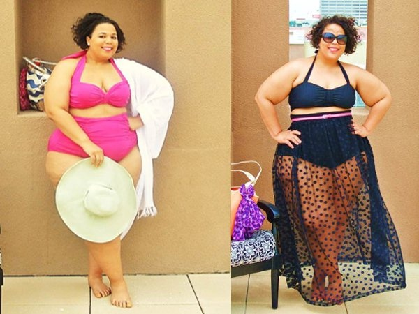 Plus Size Bikinis: The bloggers are ready for the beach