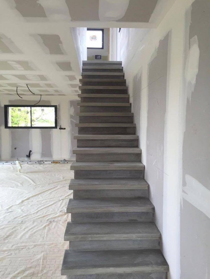 les 25 meilleures id es de la cat gorie escalier beton sur pinterest escaliers b ton. Black Bedroom Furniture Sets. Home Design Ideas