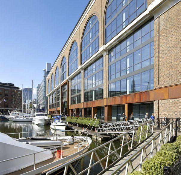 St Katharine Docks | BuckleyGrayYeoman