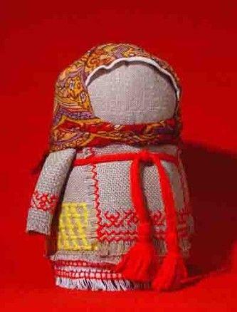 Кукла-оберег Крупеничка (Зерновушка) своими руками