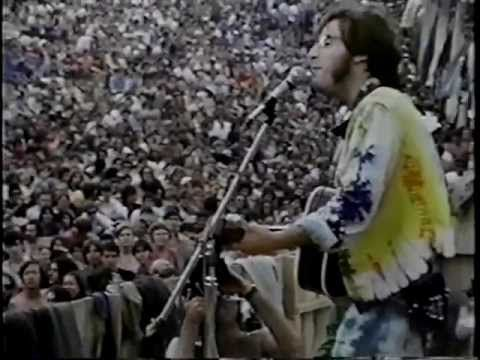 John Sebastian - Darling Be Home Soon  @ Woodstock 1969