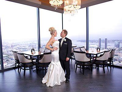 The University Club Atop Symphony Towers San Diego California Wedding Venues 1