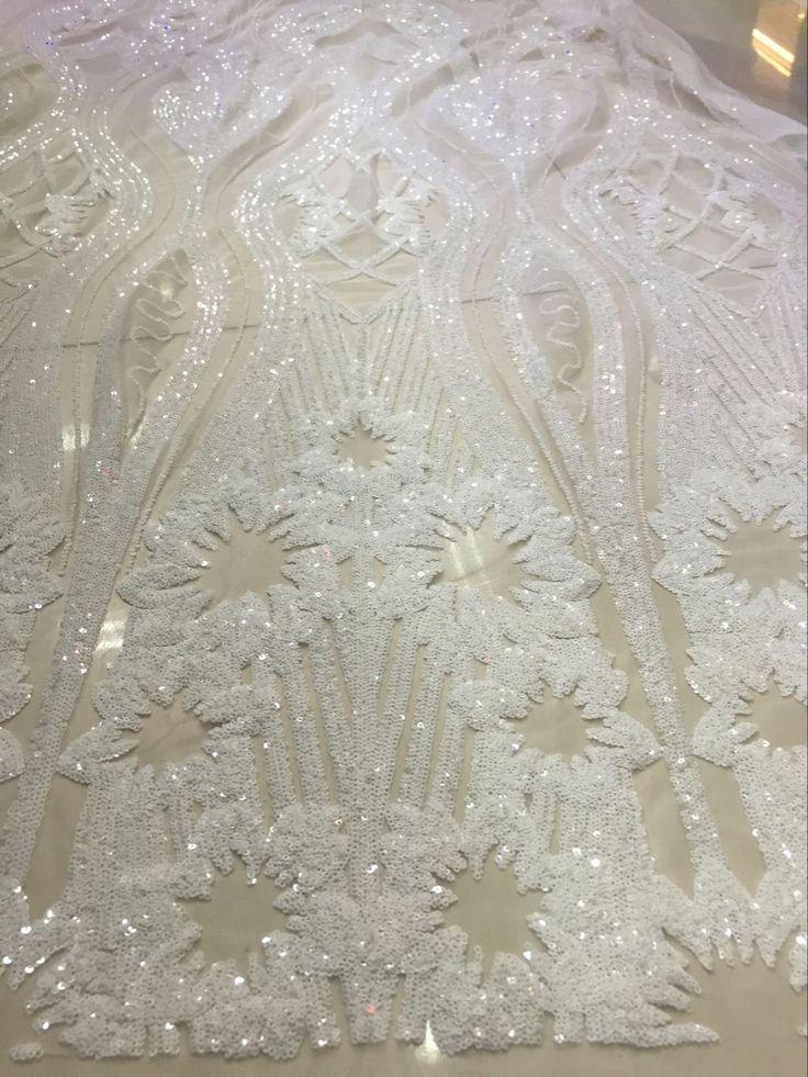 Сетка блестки ткань французский сетчатой ткани для ну вечеринку платье мода стиль SYJ 4181 купить на AliExpress