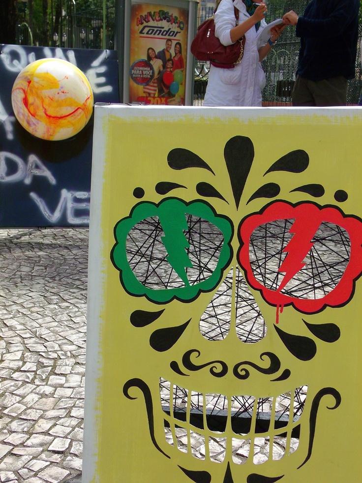 Cavalete Parede, CURITIBA, #cavaleteparede, arte, art