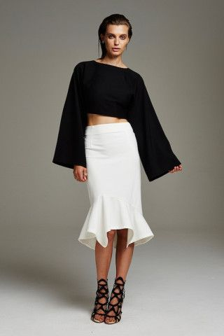 MAURIE & EVE Get Up Trumpet Skirt | Buy Online now at Another Love