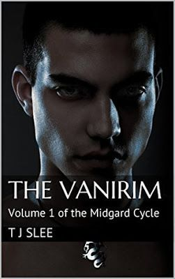 Book-o-Craze: REVIEW: The Vanirim by T.J. Slee