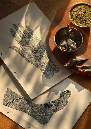 Guida all'henné: 15 cose da sapere - VanityFair.it