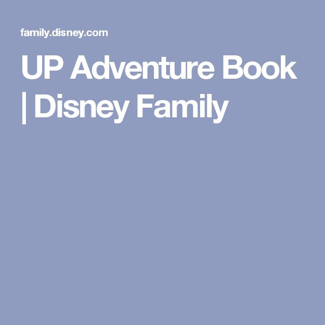 25 Best Ideas About Up Adventure Book On Pinterest Our