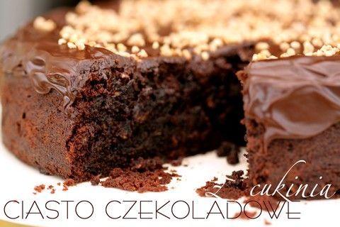 Absolutnie najlepsze Ciasto czekoladowe!!!