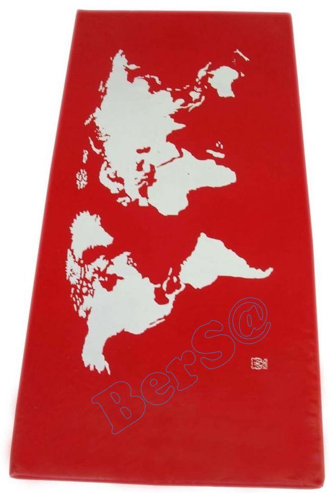 BKK 219DH Figürlü Minderler (Dünya Haritası) - Figurative cushions (world map)