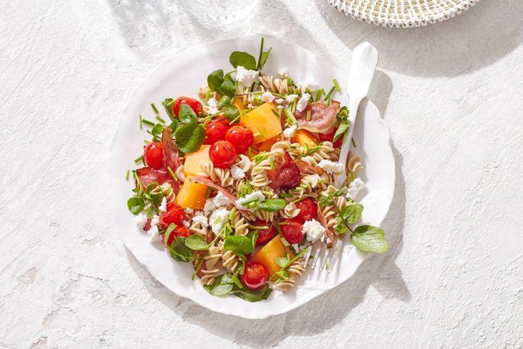 Picknickfavoriet pur sang, mét glutenvrije pasta gemaakt van quinoa.- Recept - Allerhande