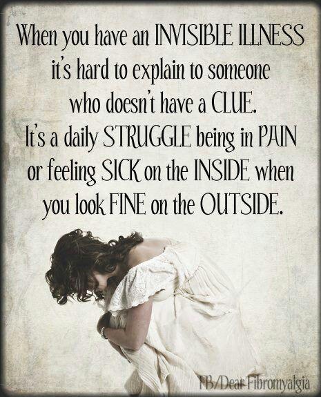 #chronicmigraine #chronicpain #invisibleillness