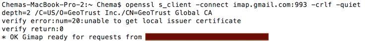 Un informático en el lado del mal: Gestionar el buzón de Gmail con comandos IMAP (1 d...