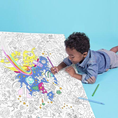 oltre 1000 idee su poster geant su pinterest trompe l. Black Bedroom Furniture Sets. Home Design Ideas