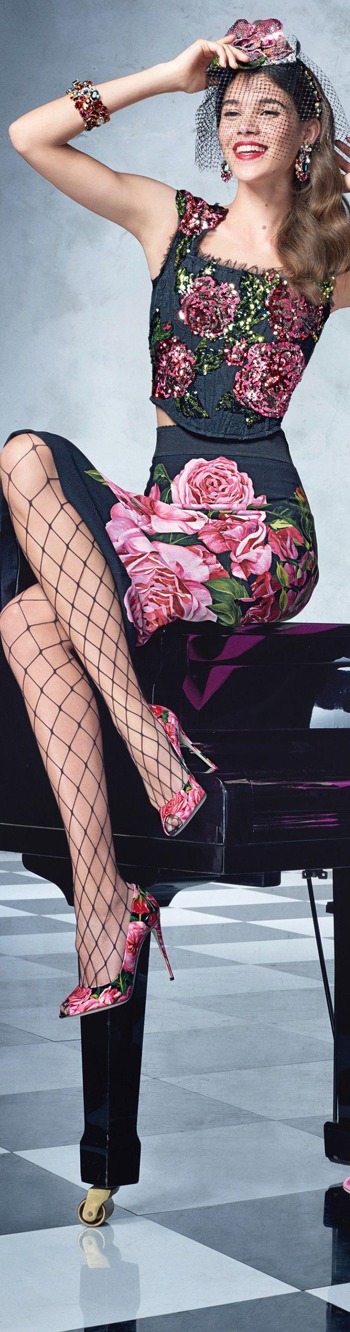 Dolce and Gabbana 2017.