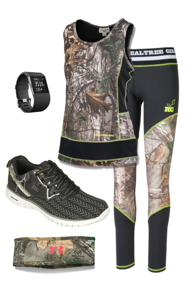Here is our Realtree Girl Outfit of the week to help you stay active this fall.