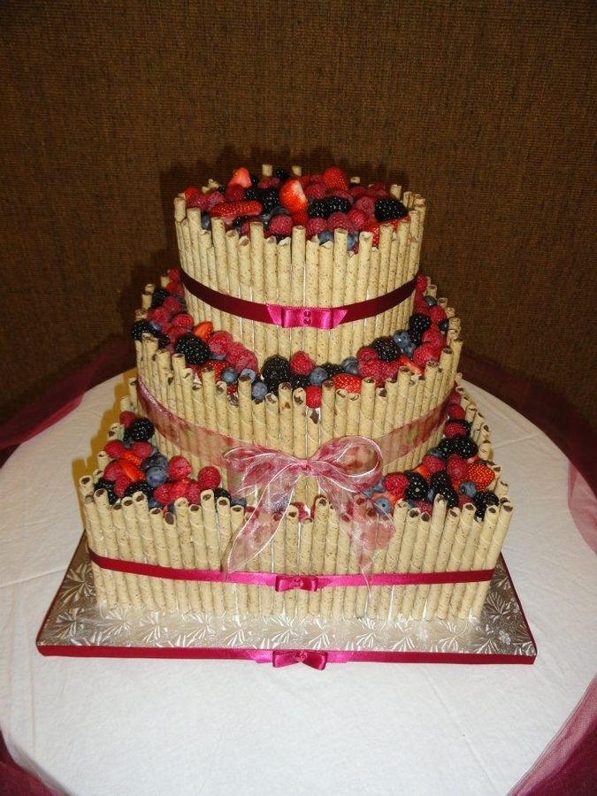 a wedding cake weighed 8 kg 92 best dessert pirouette cokies cake images on 10982