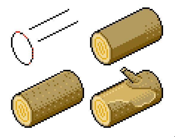 Pixel This: How to Draw with Pixels