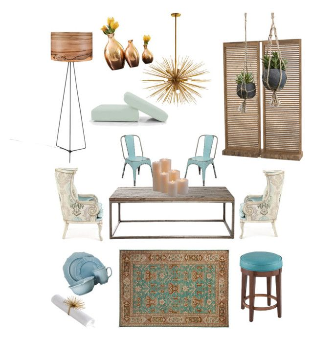 """New luxury"" by raffaellapapami on Polyvore featuring interior, interiors, interior design, home, home decor, interior decorating, Massoud, Darya Rugs, Frontgate and Threshold"