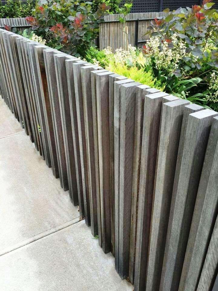 25 Amazing Fence Design Ideas Try