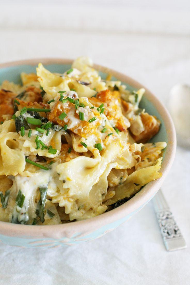 Pumpkin & Ricotta Pasta Casserole Recipes — Dishmaps