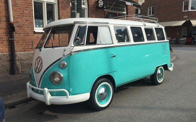 Bildresultat för volkswagen kleinbus t1   #vanlife