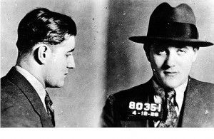 "Benjamin ""Bugsy"" Siegel - Top 10 Underworld Gangster Nicknames"