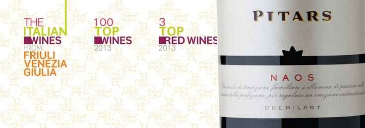 NAOS selected as one of the 100 top wines of Friuli region