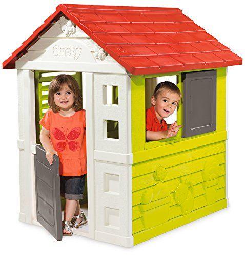 maison de jardin enfant plastique