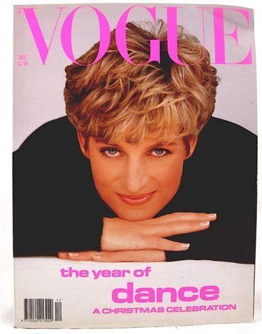 British Vogue December 1991