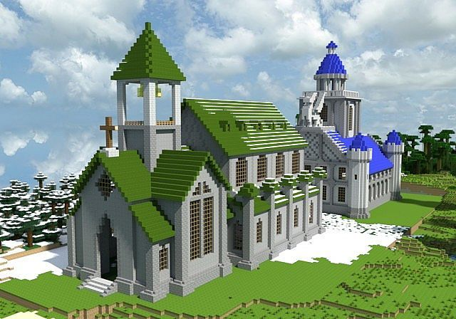 awesome minecraft  | Awesome Medieval Buildings Map Download for Minecraft | Minecraft Mods ...