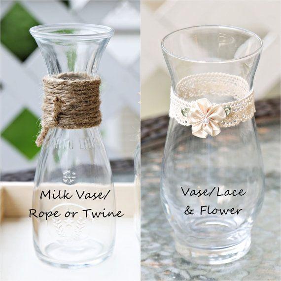 Wedding Unity Sand Ceremony Pouring Glass Vase Or Flower Vase Table Centerpiece Decoration