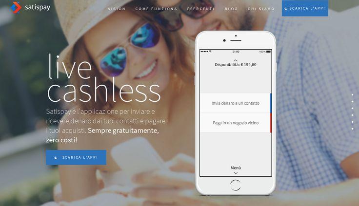 E' italiano il nuovo sistema per i micropagamenti tramite app! #Satispay #Blog #Telemaco