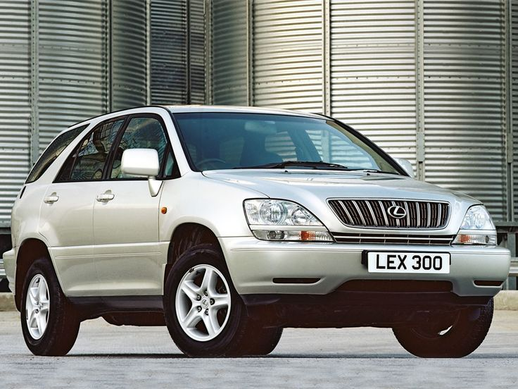 lexus 300