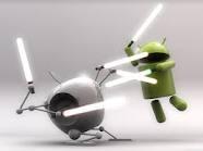 Droid vs Apple