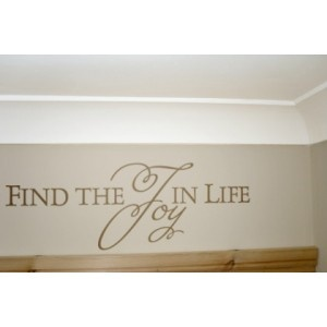 Wall sticker - Quote 035