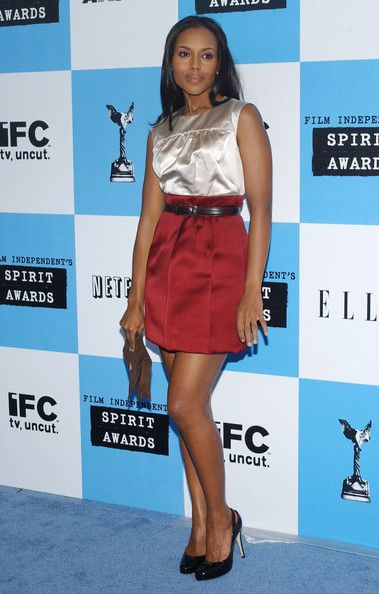Kerry Washington Photos Photos - Film Independent's 2007 Spirit Awards.Santa Monica Beach, Santa Monica, CA.February 24, 2007. - 2007 Film Independent's Spirit Awards