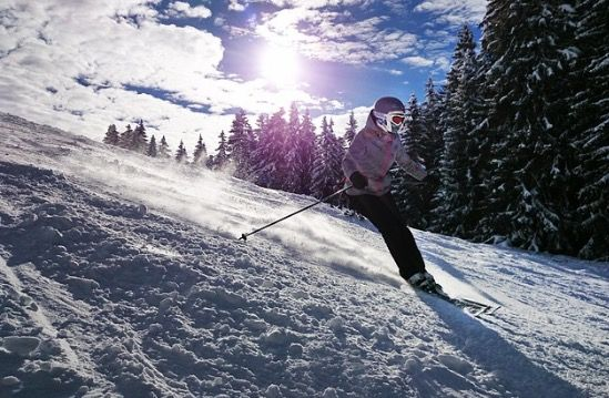 Skiferie Med Familien Med Tips Til Skiudstyr, Et Fedt Sted Og Gode Øvelser