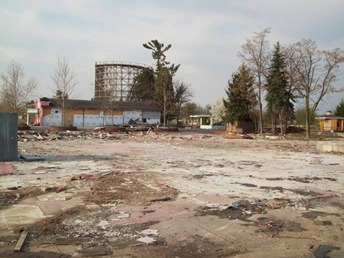 Geauga lake. I will never forgive cedar fair for what they did. Just plain greed!