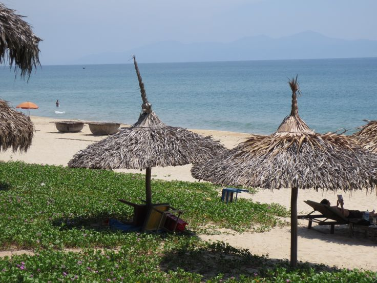 An Bang beach, near Hoi An