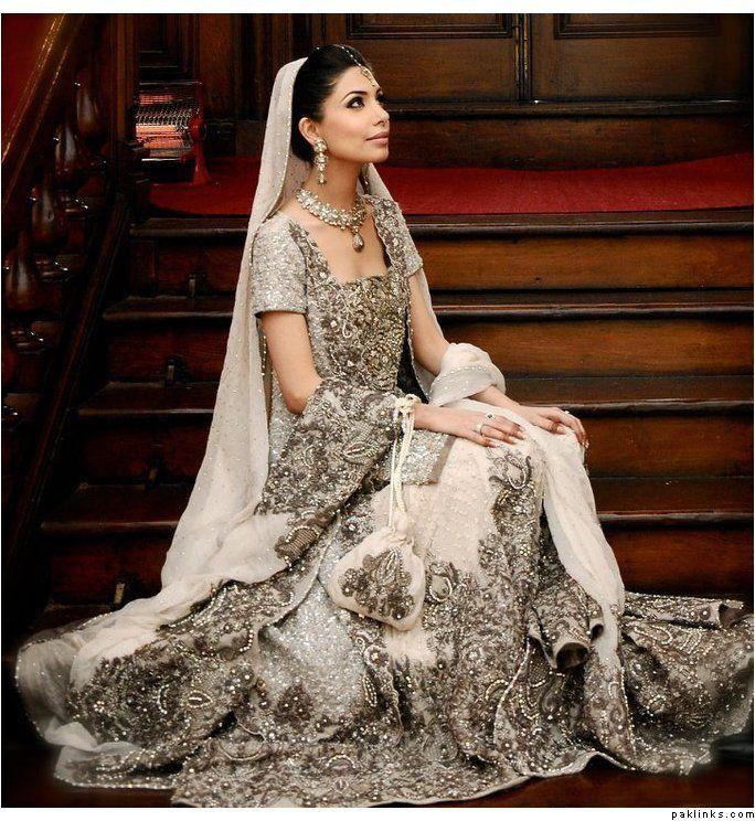 BRIDAL PICS. - Asian Wedding Dress