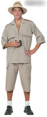 Safari Suit | Disguises Fancy Dress Online Australia