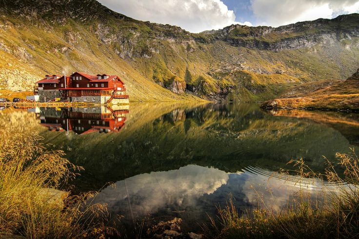 Balea Lake by Tony Goran, via 500px