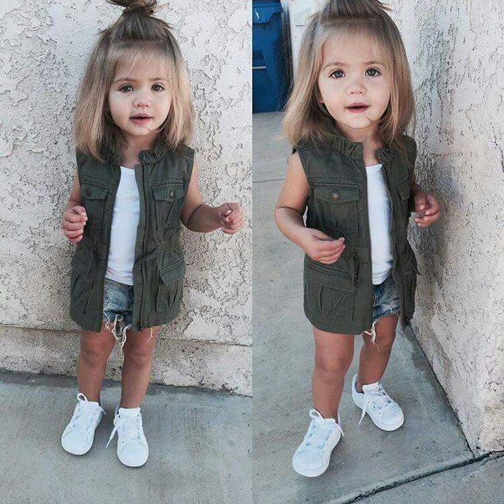 Fashionable Toddler Girls Images