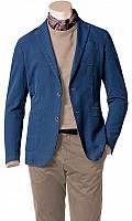 Ren Lezard Herren Sakko Regular Fit Baumwolle halbgefttert navy blau- http://www.siboom.de/h10-regular-herren-anzug-3teiler-sakko-hose_angebote.html |